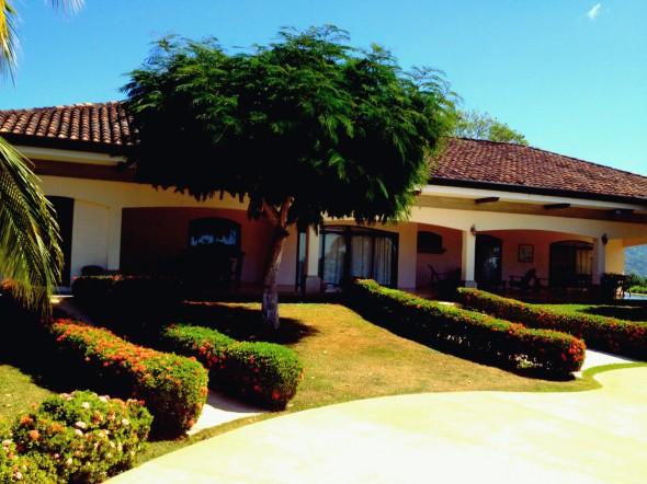 Retreat building