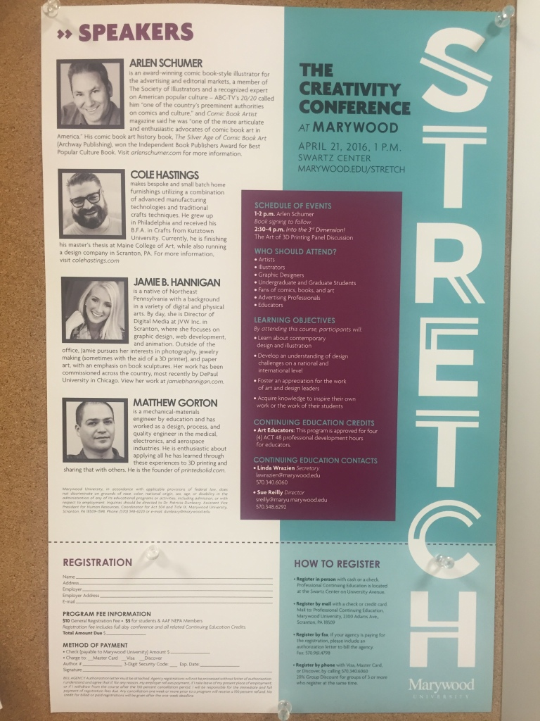 Stretch Conference Poster