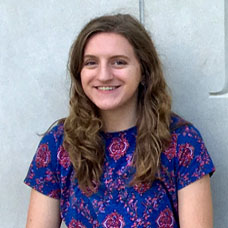 Carolyn Warcup, Art News/Alumni Stories