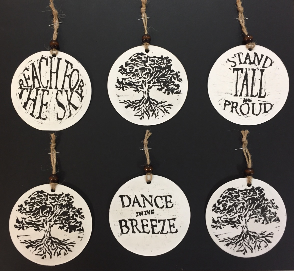 gift tags, prints, paper, environment