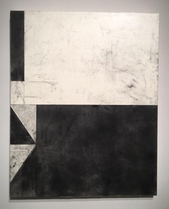 Laura graphite painting