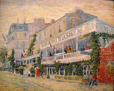 The Restaurant de la Sirène