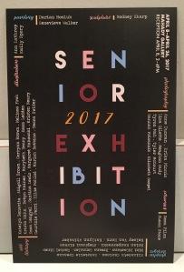 Postcard senior show