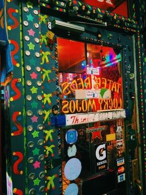 Beale street store door