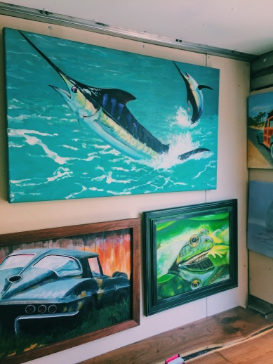 nautical paintings