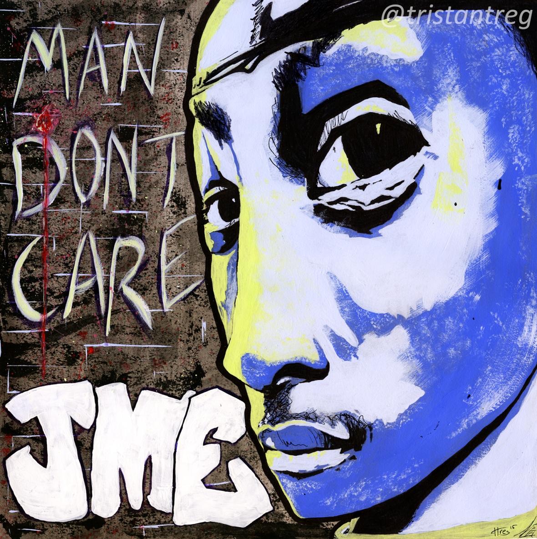 JME-Man-Don't-Care-web
