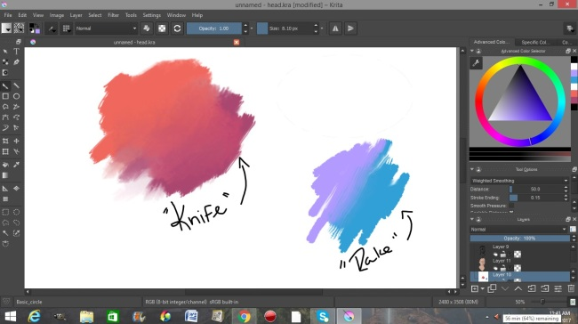 Krita – Where Creativity Works