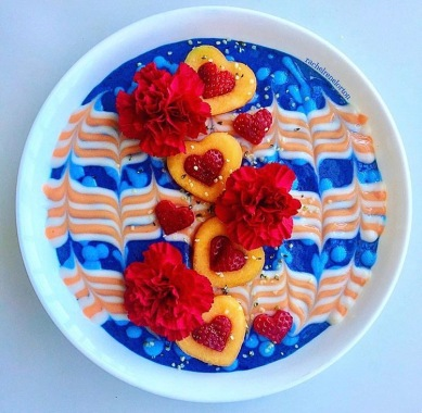 Smoothie Bowl Art