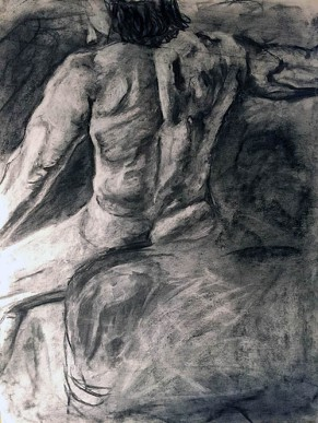 Figure Drawing with Charcoal