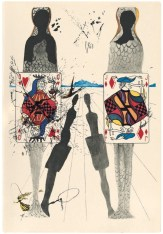 Salvador Dali, The Queen's Croquet Ground