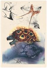 Salvador Dali, The Mock Turtle's Story