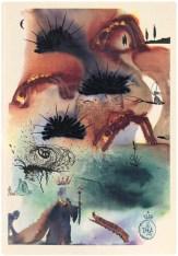Salvador Dali, The Lobster's Quadrille