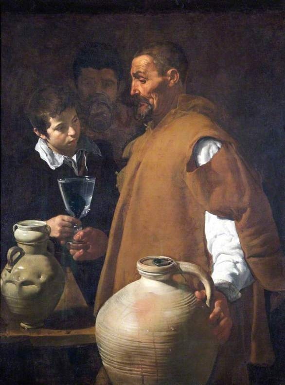 The Waterseller of Seville; http://www.artuk.org/artworks/the-waterseller-of-seville-144436
