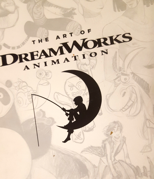 Art of Dreamworks