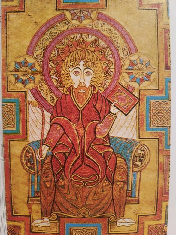 Book of kells- evangelist