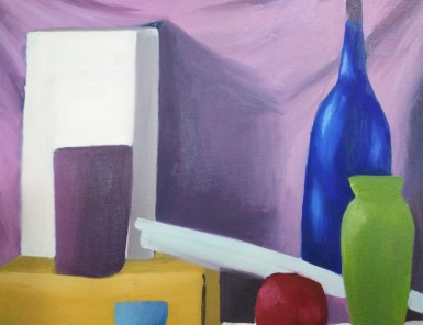 Dolymarie Mercado Oil Painting 2