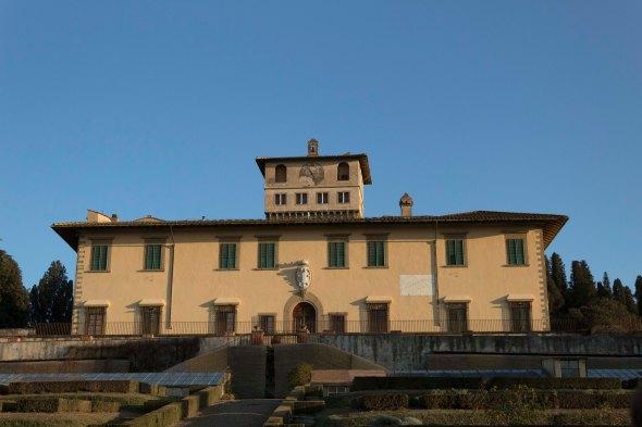 Medici Villa