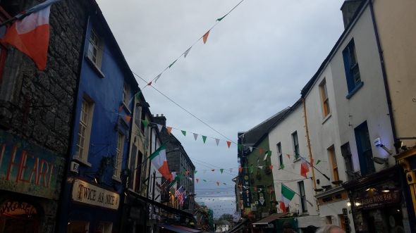 Galway street
