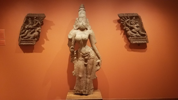 Parvati, Rati, and Manmatha