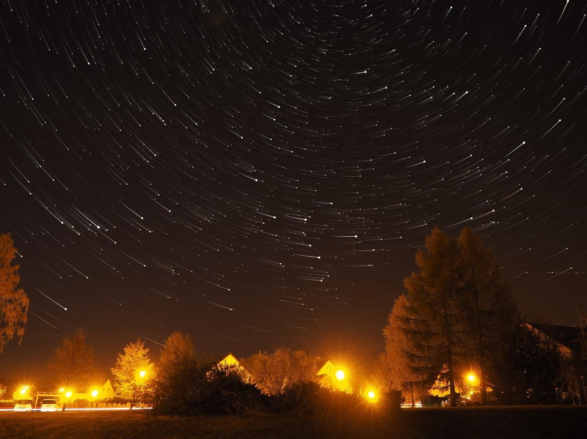 Star trails- Pixabay