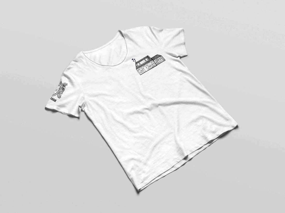 Front Mockup of T-Shirt
