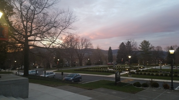 Marywood campus