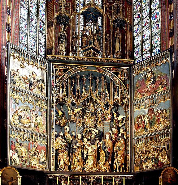 Altar_of_Veit_Stoss,_St._Mary's_Church,_Krakow,_Poland