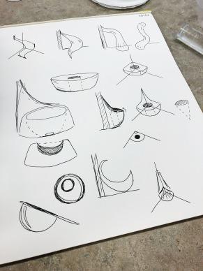 Sibio, Sketchbook
