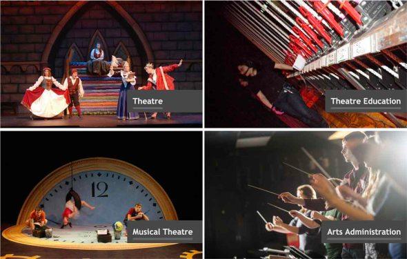 Marywood Theater Performances