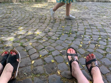 Ah Roma!